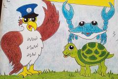Piney Point PALS Coloring & Activity Book