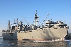 S.S John W. Brown World War II Liberty Ship