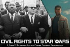 Civil Rights To Star Wars
