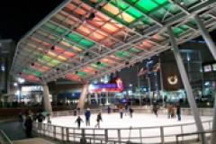 Silver Spring Outdoor Ice Skating Rink