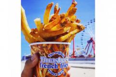 A Cup of Thrasher's French Fries