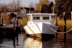 Boat on Tilghman Island
