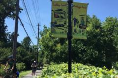 Trolley Trail in Hyattsville