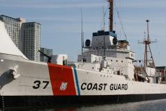 US Coast Guard Cutter Taney