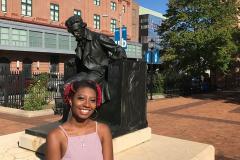 Baltimore University Student