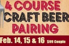 Valentines Craft Beer Food Pairing