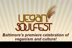 Vegan SoulFest Logo