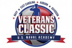 Navy Basketball Veterans Classic Tournament