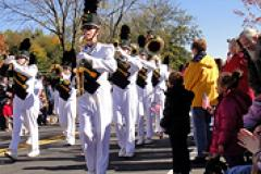 Picture of the Leonardtown Veterans Day Parade