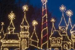 Winter Festival of Lights - Watkins Regional Park