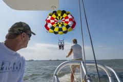 Parasailing in Maryland