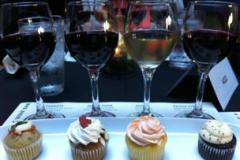 Cupcake and Wine Pairing at Detour Vineyard & Winery