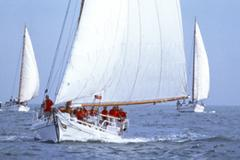 Deal Island Skipjack Boat Race