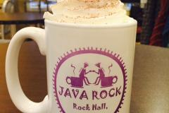 mug of java rock cocoa