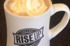 Rise-up mug