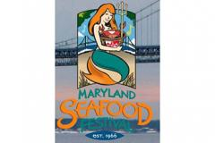 Maryland Seafood Festival Poster