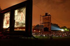 Comcast Xfinity Outdoor Film Festival at Strathmore