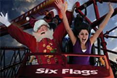 Six-Flags 'Holiday in the Park.'