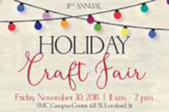 University of Maryland Baltimore Craft Fair