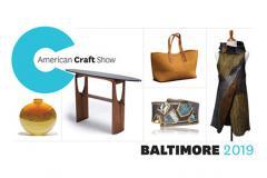American Craft Show Baltimore 2019
