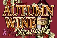 Autumn Wine Festival at Pemberton poster