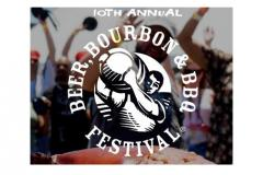 Beer, Bourbon and BBQ Logo