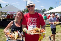 Chesapeake Crab, Wine and Beer Festival Baltimore