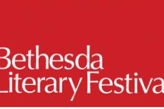 BETHESDA LITERARY FESTIVAL red logo