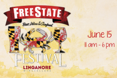 FreeState Beer, Wine and Seafood Festival
