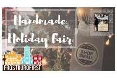 FrostburgFirst Handmade Holiday Fair