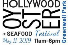 Hollywood Oyster Seafood Festival poster