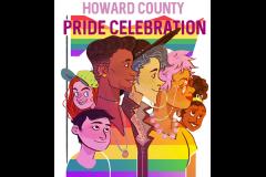 Howard County Pride Festival logo