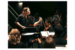 A Conducting Class at the National Music Festival in Chestertown