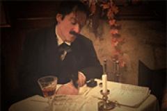 Poe's Last Stanza