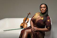 Violinist Chelsey Green