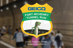 Geico Tunnel Run
