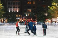 Outdoor Ice-Skating at Rockville Town Square