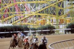 Horse Racing at the Maryland State Fair