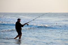 Fishing in Ocean City, Maryland