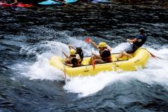 Whitewater Rafting in Maryland's Waterways
