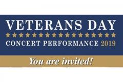 BISM Veterans Day Concert at Belcamp