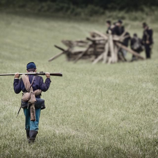 Civil War History Brochures & App | Visit Maryland