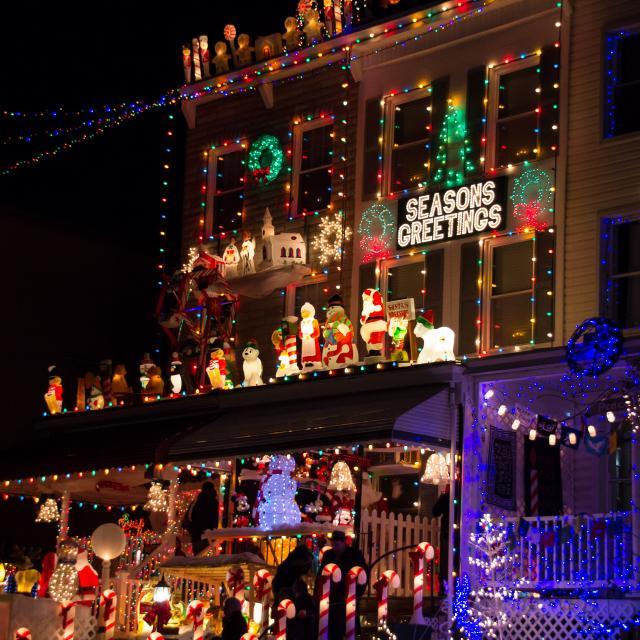 Maryland Holiday Light Displays