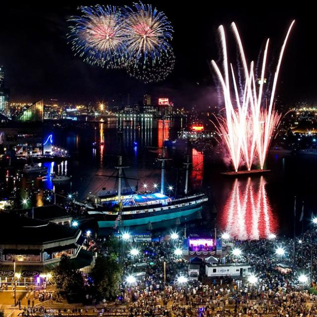 4th of July Fireworks & Events in Maryland | Maryland ...