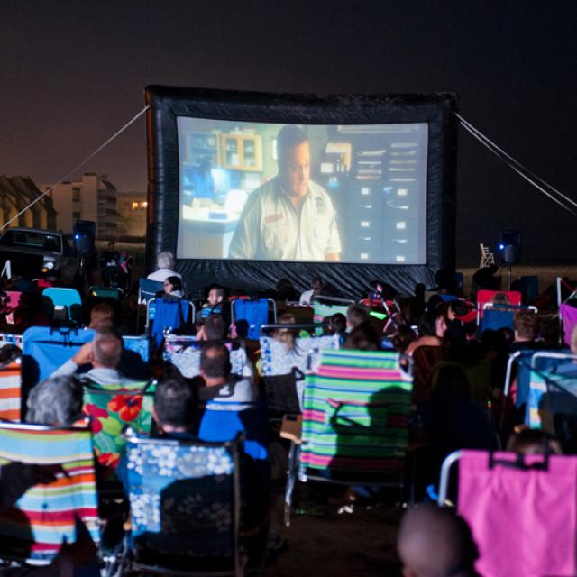 Outdoor Movies A Summertime Tradition In Maryland Visit Maryland
