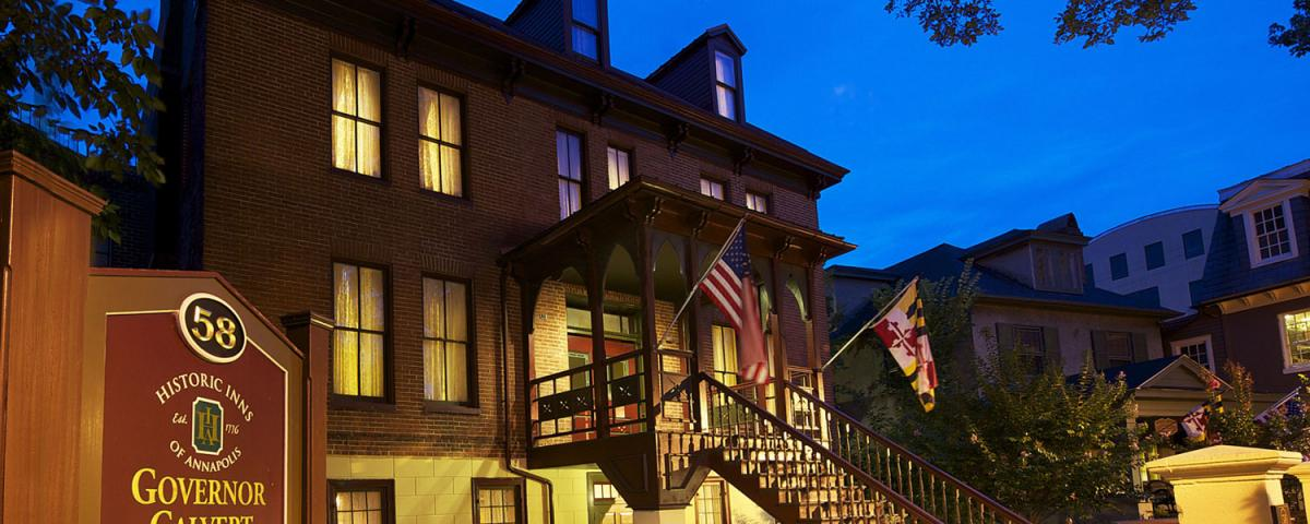 The Historic Inns of Annapolis
