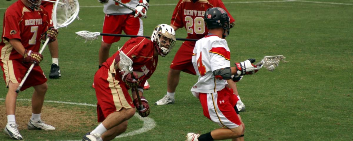 The Terrapins represent U of MD in the NCAA Big Ten.