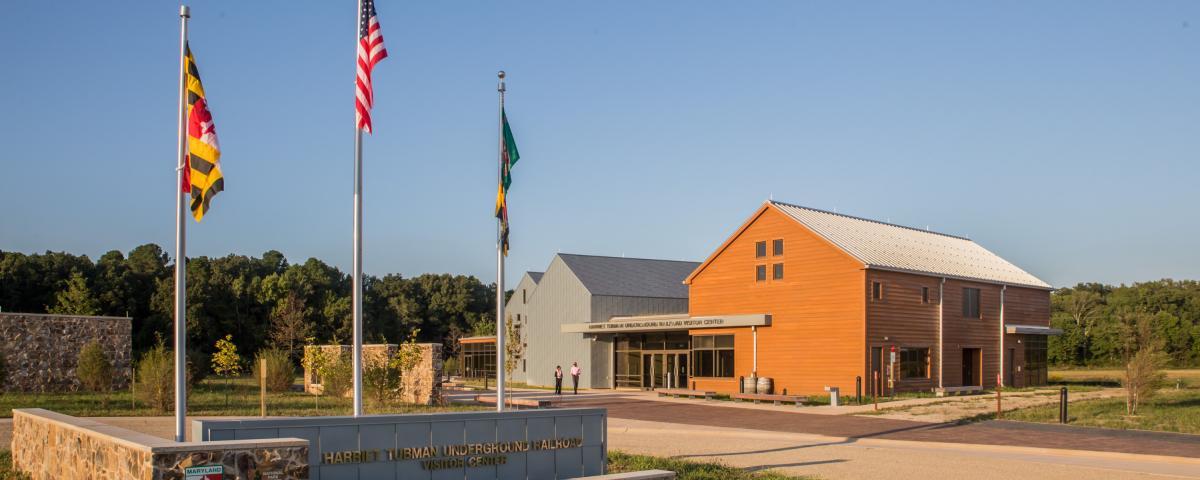 Harriet Tubman Underground Railroad State Park and Visitor Center