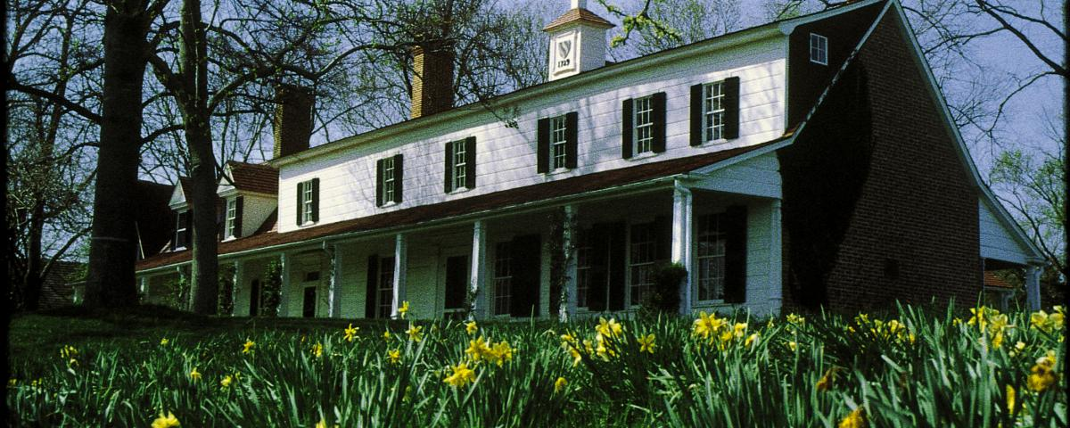 With wine tastings, concerts, and a preserved slave cabin, there's always something to discover at Sotterley.
