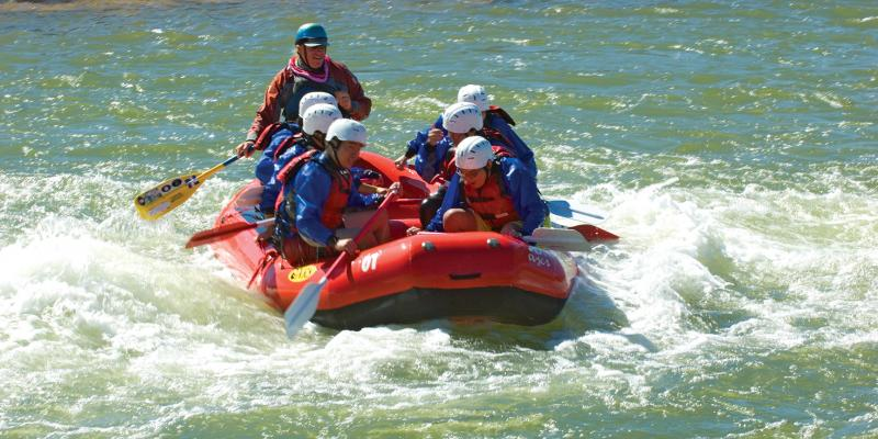 Raft the Youghiogheny Wild and Scenic River - a favorite among adventure seekers. Guide services are available in Friendsville or McHenry.